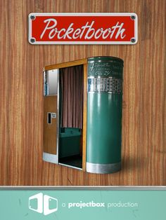 Pocketbooth - the photo booth in your pocket by Project Box