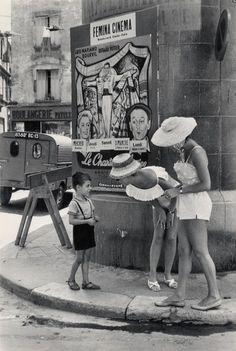 Henri Cartier-Bresson :: Arles, 1959