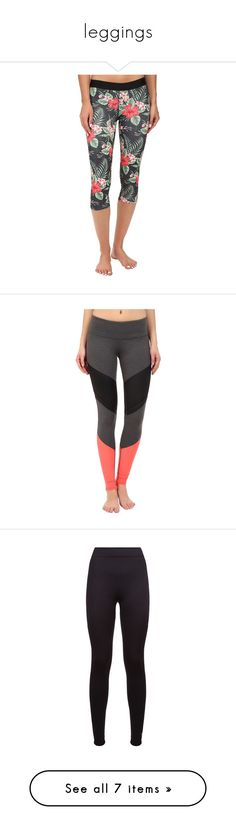"""""""leggings"""" by ctrygrl1999 ❤ liked on Polyvore featuring activewear, activewear pants, hurley, hurley sportswear, pants, nike, logo sportswear, nike sportswear, nike activewear pants and nike activewear"""