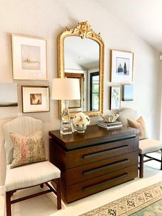 Foyer, Entryway Tables, Cool Apartments, Dresser As Nightstand, Traditional House, Furniture Decor, Sweet Home, New Homes, Room Decor