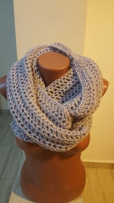 Gifts For Her – How to Really Impress Women on Any Budget – Gift Ideas Anywhere Shops, Chunky Scarves, Handmade Scarves, Grey Scarf, Gifts For Her, Crochet, Platform, Shopping, Women