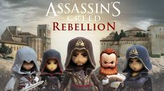 "Assassin 's Creed Rebellion, iOS ve Android 'e geliyor ""Assassin 's Creed Rebellion, iOS ve Android 'e geliyor"" http://fmedya.com/assassin-s-creed-rebellion-ios-ve-android-e-geliyor-h45592.html"