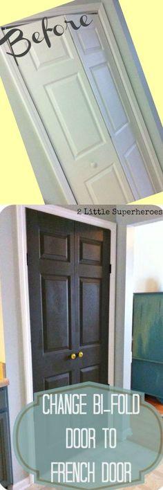 Turn a Plain Door into a 5 Panel Door by Jenna Sue Design Co ...