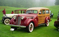 1938 Buick wagon