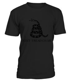 """# Don't Tread On Me (Gadsden Flag) T-Shirt .  1279 sold towards goal of 1000Buy yours now before it is too late!Secured payment via Visa / Mastercard / PayPalHow to place an order:1. Choose the model from the drop-down menu2. Click on """"Buy it now""""3. Choose the size and the quantity4. Add your delivery address and bank details5. And that's it!"""