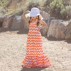Download Sophia Maxi Dress Sewing Pattern
