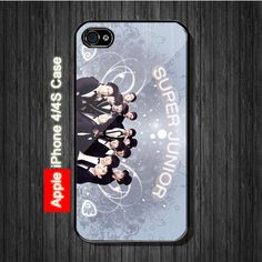 #onlinestore on Artfire   #iPhone Case              #SUPER #JUNIOR #KOREAN #iPhone #4,4S #Case          SUPER JUNIOR KOREAN POP #2 iPhone 4,4S Case                                   http://www.seapai.com/product.aspx?PID=756625