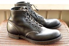 Red Wing Beckman 9014