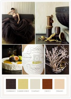 A new, darker brown - colorboard