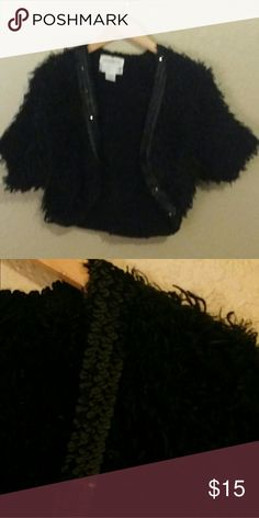 Selling this Sideffects Fuzzy Cardigan on Poshmark! My username is: thriftbidding01. #shopmycloset #poshmark #fashion #shopping #style #forsale #Sideffects #Sweaters