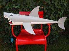 Last Minute Schultüte <br /> Der weiße Hai