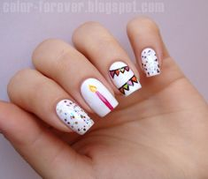 45 Ideas Birthday Nails Bling Products For 2019 Birthday Room Decorations, Girl Birthday Themes, Birthday Cakes For Men, Birthday Crafts, Birthday Nails, Birthday Gifts For Girls, Watermelon Nail Designs, Watermelon Nails, Birthday Message For Mother