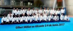 Disfrutando del Aikido con Gilbert en Alicante (4/6/2017) | Asociación de Aikido Aikikan España