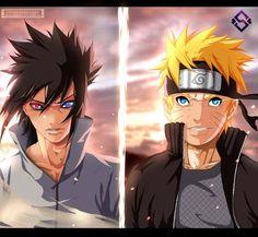 Naruto 693 - I'm not gonna lose again to you ! by SasukeUchiha194