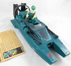 G.I.Joe: Cobra Water Moccasin with Copperhead