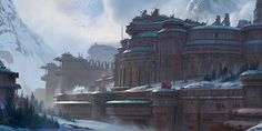 CGMA Student Gallery Spring 2017 | Concept Art World