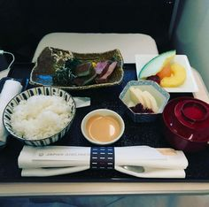 JL771(JAL771) C-class NRT -> SYD in 201704 #travel #flight #jal #japan #australia #inflightmeal