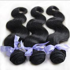 Grade 6AAAAAA Malaysian Virgin Body Wave Off Black 1B# shedding free Bundle Weft | Wholesale Hair Extension Factory