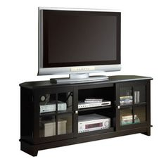 1000 images about home entertainment centers on pinterest television stands entertainment - Corner tele ...