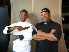 Chef Richard Pannell and Chef Booker Pannell : Food and Brotherly Love