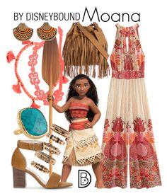 DisneyBound is meant to be inspiration for you to pull together your own outfits which work for your body and wallet whether from your closet or local mall. As to Disney artwork/properties: ©Disney Moana Outfits, Cute Disney Outfits, Disney Princess Outfits, Disney Dress Up, Disney Themed Outfits, Disney Bound Outfits, Cute Outfits, Disney Clothes, Princess Fashion