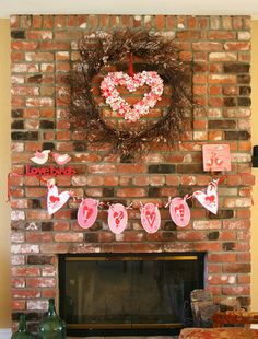 valentines decorations!