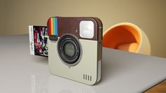 Socialmatic is an Instagram-inspired camera.