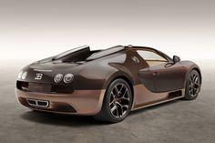 En dit is nummer 4 in de Legend reeks: Bugatti Veyron Rembrandt