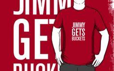 Jimmy Butler (Chicago Bulls), Jimmy gets buckets Nba Chicago Bulls, Basketball Shirts, Oclock, Get Over It, Tshirt Colors, Wardrobe Staples, Cool T Shirts, Female Models, V Neck T Shirt