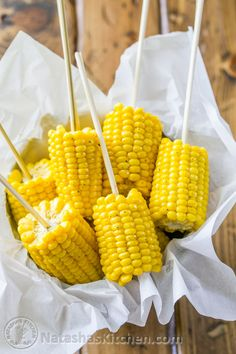 You can't beatprice for corn at Wincoright now!! And it tastes good too.Most people over-cook their corn and it ends up shriveled. You really just have to boil for 15 minutes! Read more to find out thesecret to making corn taste sweeter. Ingredients: Corn on...