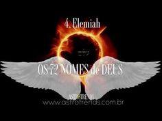 72 Nomes de Deus - Serafins