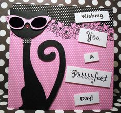 Forever Young Cricut Cards   love this card using the Forever Young Cricut cart by http ...