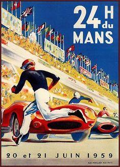 24 H Le Mans 1959