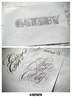The Great Gatsby - Movie Branding by Like Minded Studio - WE AND THE COLOR