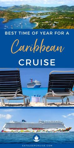 If you are planning an upcoming cruise, you should consider these factors when determining the Best Time of Year to Take a Caribbean cruise. #cruise #cruiseplanning #Caribbean #CaribbeanCruise #CaribbeanVacation Caribbean Honeymoon, Southern Caribbean, Caribbean Vacations, Caribbean Cruise, Packing List For Cruise, Cruise Tips, Cruise Travel, Cruise Vacation, Cruise Excursions