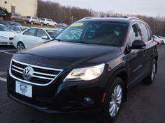 2011 Volkswagen Tiguan SE, For Sale - $19,377 | BestRide.com