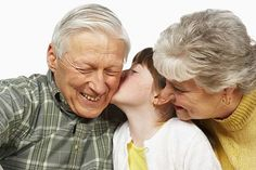 Chiropractic is a family affair, from birth through a healthy old age.