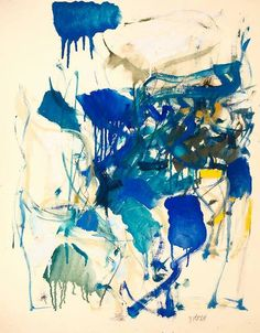 Joan Mitchell Famous Paintings