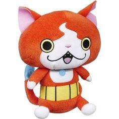 Yo-kai Watch Plush Figures Jibanyan, Assorted