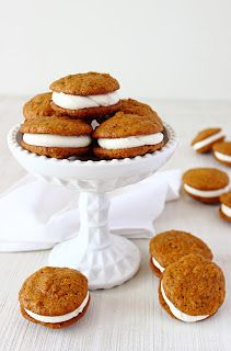 Carrot Cake Whoopies