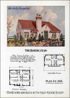 https://flic.kr/p/pgLRXu | 1952 Premier Small Homes