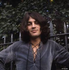 Ian Gillan of Deep Purple