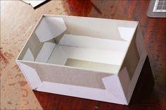 """Фото-урок """"Коробочка"""": natakorneeva Decorative Boxes, Gift Wrapping, Gifts, Handmade, Home Decor, Packing, Candy, Tea, Cartonnage"""