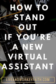 Learn how you can stand out in the crowded virtual assistant field.