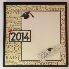 Graduation Frames Available this one 20.00. Can be personalized, colors, school, name, etc http://paulaluvs2stamp.typepad.com/blog/