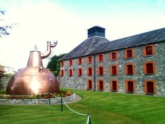 The Jameson Experience in Midleton, Co Cork