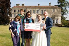 Borana. Wedding Charity Donation. Elmore Court. SaveTheRhino.
