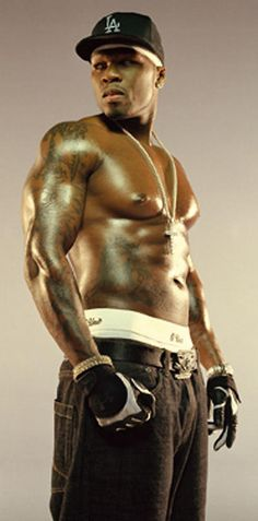 50 cent- yum. Luv my thuggish boyz