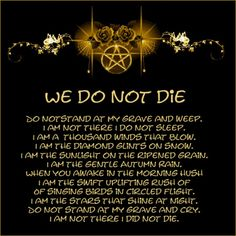 Wiccan Death Of Dogs Prayer | Via Dorothy Smith