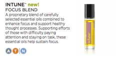 Back to School ~ doTERRA Essential Oils